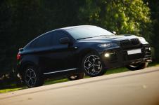 стайлинг Hamann для BMW X6