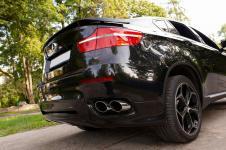 накладки на выхлопные трубы Hamann для BMW X6