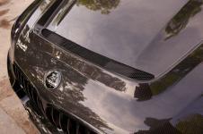 карбоновый капот Hamann для BMW X6